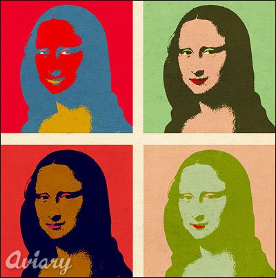monalisafig03 If other artists drew the Mona Lisa