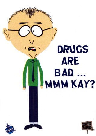 hm36drugs are bad posters How to stop the drug wars