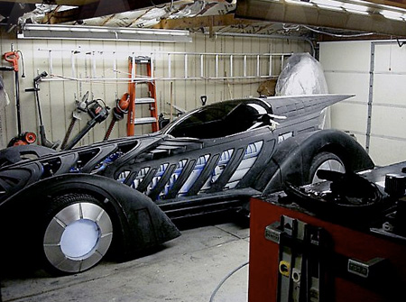 batmanforever Homemade Batman Forever Batmobile