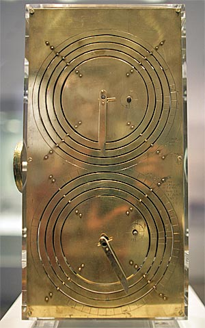 413340241 Astronomical calculator kept track of ancient Olympics