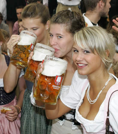 german beer Study Shows Drinking Beer In Moderation Improves Bone Density