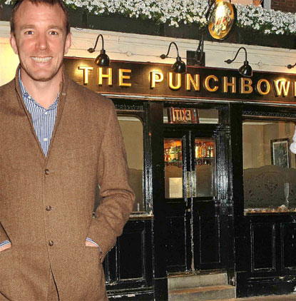 punchbowl guy 415 Guy Ritchies noisy pub faces inquiry