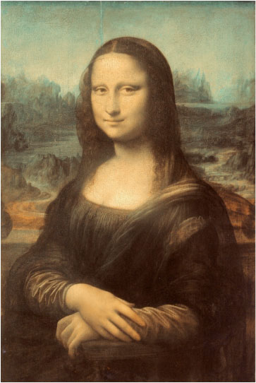 mona Illusions: Whats in a face?
