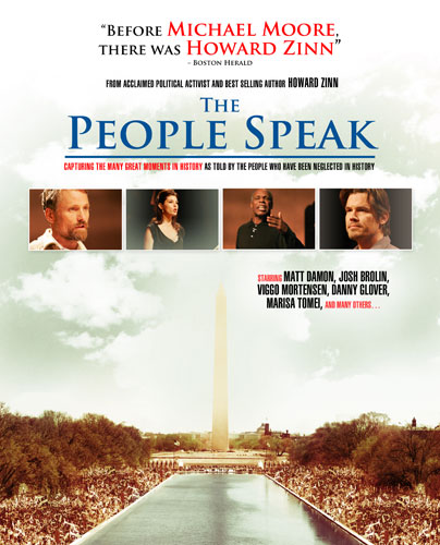 peoplespeaklg The People Speak Documentary