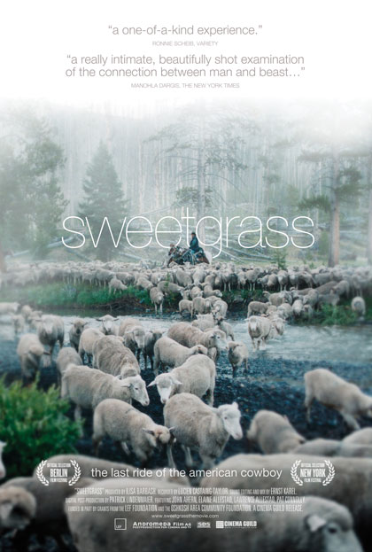 poster MUST SEE: Sweetgrass Movie Trailer