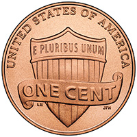 2010 Penny unc rev Lincoln One Cent Redesign