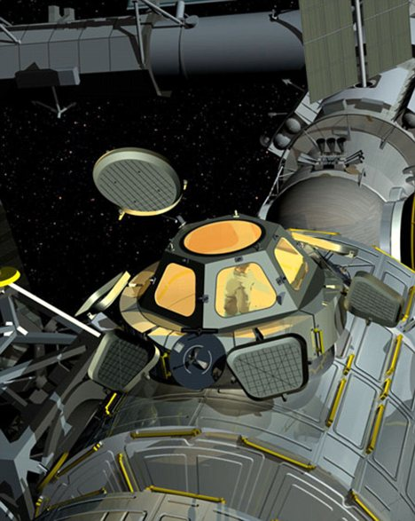 article 1248784 082889D2000005DC 122 468x587 Observation deck for International Space Station offers panoramic views