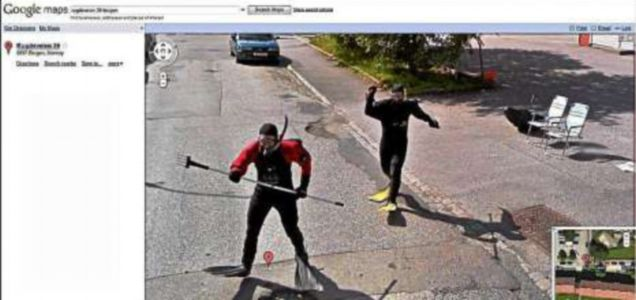 article 1265904490173 083EAAE5000005DC 213829 636x300 Scuba divers chase Google Street View car away with pitch forks