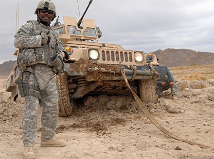 thumbsup humvee End of the Humvee Era