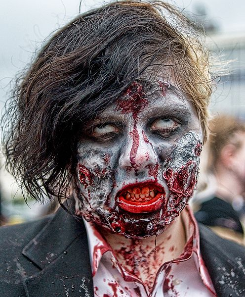 496px Zombie costume portrait Appeals court gives new life to local zombie suit