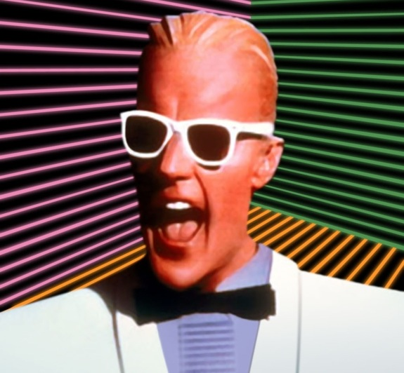 Max Headroom Max Headroom coming to dvd