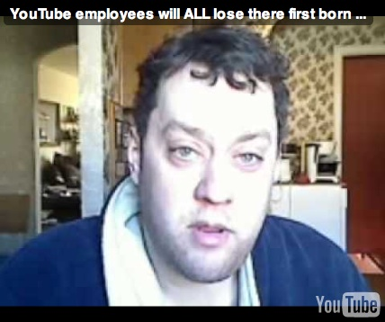 youtube firstborn How the FBI busted one YouTube nutjob in under a day