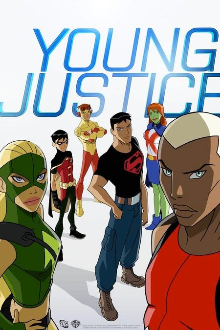 1271877932 thumb 450x675 Young Justice is Cartoon Network Bound