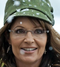 palin snow Palin: America does not need 'this snake oil science stuff'