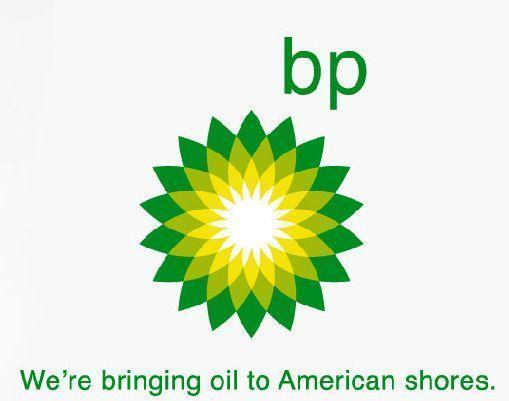 BP OIL SHORES1 1999 Prophetic BP Ad