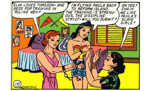 4798552683 f9fa449885 b Wonder Woman and Her Chained Women