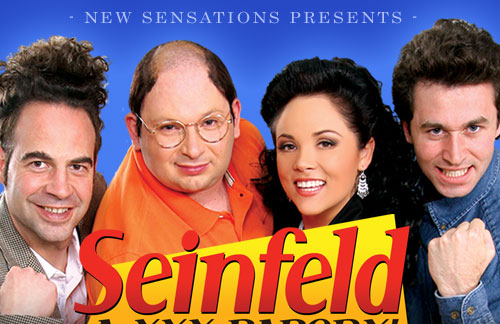 seinfeld Seinfeld parody movie