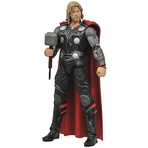 thorfig Marvel Select Thor Movie Action Figure