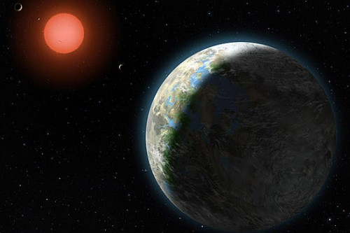 gliese thumb 550xauto 62681 500x333 Habitable exoplanet confirmed?