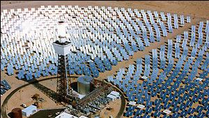 solar concentrator Renewable energy tops nuclear power in the US
