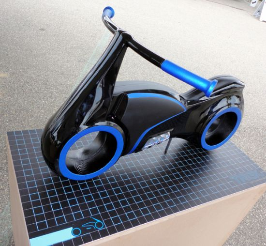 tron scooter Tron scooter