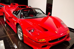 201110120812 FBI agent and federal prosecutor take Ferrari for joyride and total it; insurance co. out of luck