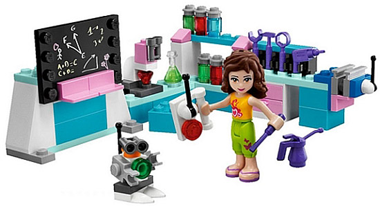 LEGO Friends Olivias Worksh thumb 550xauto 79171 Lego sets just for sexists