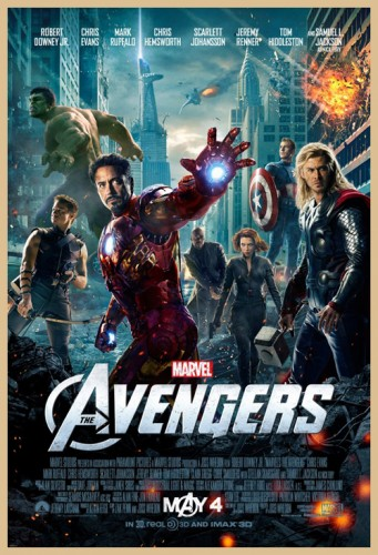 avengers butt poster 341x500 Iron Mans Ass   Movie Poster The Avengers (2012) Sexy Movies movie poster Humor