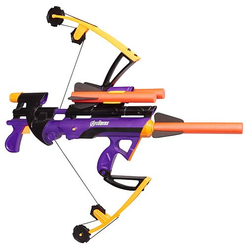 avengers nerf bow Avengers Movie Hawkeye Nerf Big Bad Bow