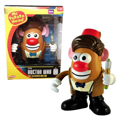 UT02506lg Doctor Who Eleventh Doctor Mr. Potato Head