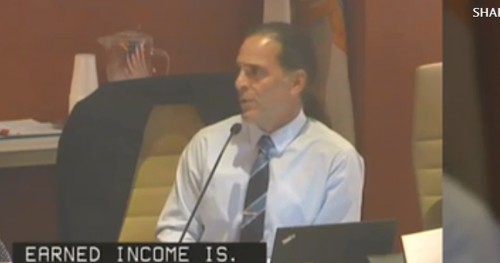 hallenale 500x263 Mayor publicly accuses commissioner of anal bleaching. She calls it a #MeToo moment.