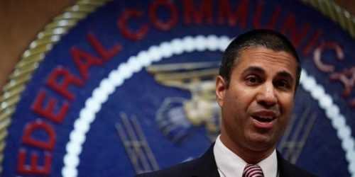"getty ajit pai 760x380 500x250 FCC tells court it has no ""legal authority"" to impose net neutrality rules"