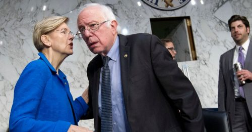 14warrenbernie facebookJumbo 500x261 Sanders and Warren Meet and Agree: They Both Are Probably Running