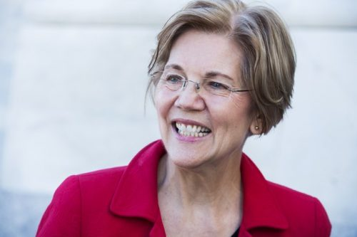 Elizabeth warren 500x333 I Don't Hate Women Candidates — I Just Hated Hillary and Coincidentally I'm Starting to Hate Elizabeth Warren