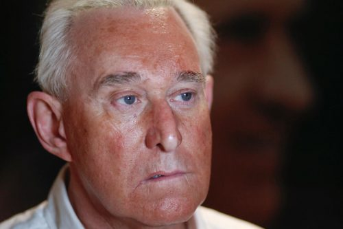 W5RCLZRATQI6TJ2ZFOCUDO56EA 500x333 Longtime Trump adviser Roger Stone indicted by special counsel in Russia investigation