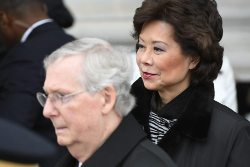 19218 mcdonnell chao gty 773 500x333 Emails reveal coordination between Chao, McConnell offices