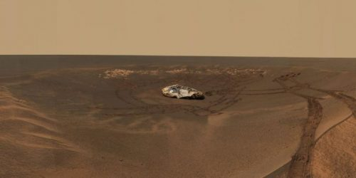 mars opportunity 760x380 500x250 Opportunity did not answer NASA's final call, and it's now gone to us