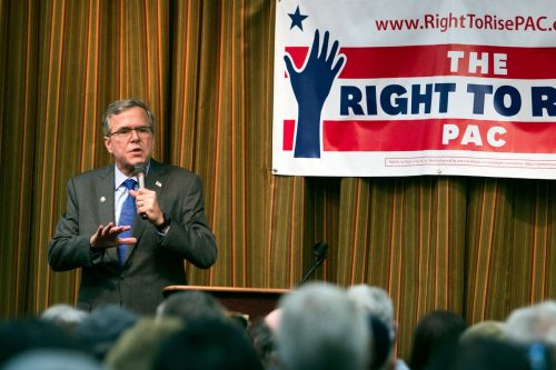 AP 349635760013 bush right to rise 1552338631 e1552338700251 500x333 Intercept Investigation Leads to Record Fines Over Foreign Campaign Contributions