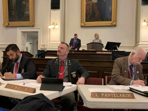 ZSCQS3DBVRCGRIL7EF6FKQOTSU 500x375 NH GOP lawmakers mocked gun violence survivors by wearing clutchable pearl necklaces to gun control hearing