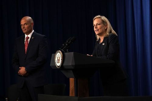GettyImages 992929744 001 500x333 Before Trump's purge at DHS, top officials challenged plan for mass family arrests