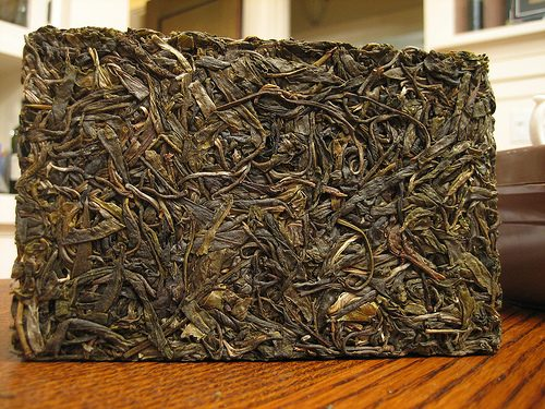 Zhuan cha 500x375 Compressed tea Wikipedia
