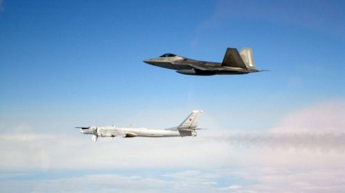 norad ht ml 190521 hpMain 16x9 992 500x281 For second day in a row, US military jets intercept Russian bombers off Alaska