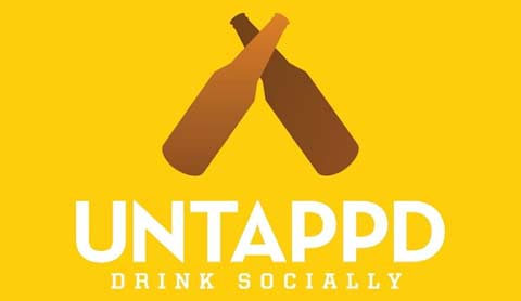 untappd logo How to Win Untappd (or any Online Beer Rating) | The Mad Fermentationist   Homebrewing Blog