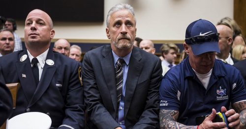 190617 jon stewart ew 1225p 7c55fa8ede39e2a5e75cdf278d4700c6.nbcnews fp 1200 630 500x263 Mitch McConnell isnt sure why Jon Stewart is all bent out of shape over 9/11 funds