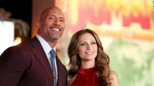 190819072329 02 dwayne johnson lauren hashian super tease 500x281 Dwayne The Rock Johnson marries Lauren Hashian