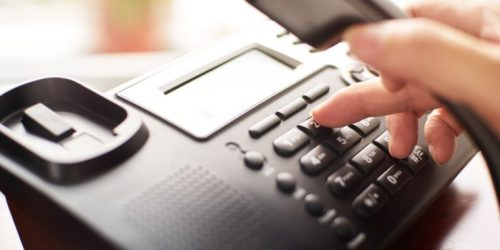 getty landline phone 760x380 500x250 Cable industry fights plan to require robocall detection technology