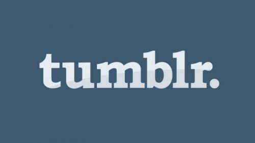 tumblr logo1 500x281 Verizon Sells Tumblr to Company That Owns WordPress