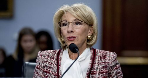 190326 betsy devos ac 822p 02d4f77e3cd1cf2cdd26de30b882c4b5.nbcnews fp 1200 630 500x263 Inside the Education Departments effort to obstruct student borrower investigations