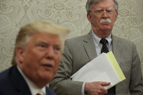 190910 john bolton gty 773 500x333 Bolton unloads on Trump's foreign policy behind closed doors