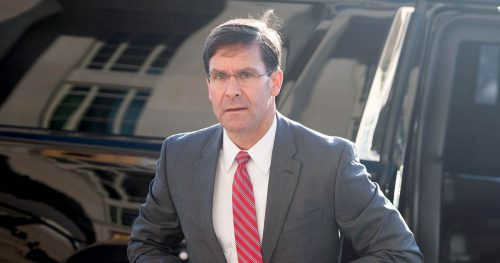 190920 mark esper ac 733p d075620d3a1bb4f4354ae0f4bd5e810b.nbcnews fp 1200 630 500x263 U.S. to deploy military forces to Saudi Arabia, UAE after attacks on oil sites